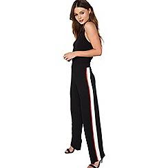 Miss Selfridge - Side stripe lounge trousers