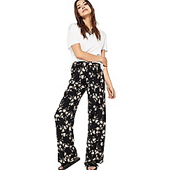 Miss Selfridge - Oriental wide leg trousers