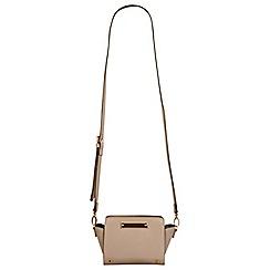 Miss Selfridge - Grey ultra mini bag