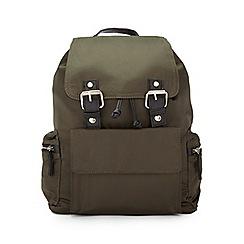 Miss Selfridge - Nylon pocket rucksack