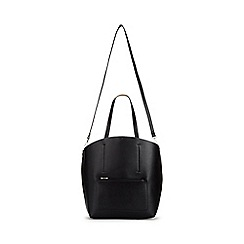 Miss Selfridge - Curved tote bag