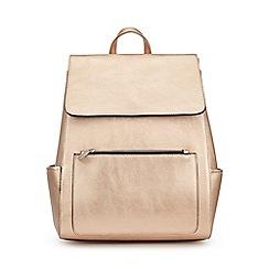 Miss Selfridge - Clean pocket rucksack