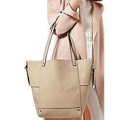 Miss Selfridge - North/south tote bag