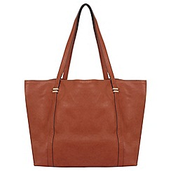 Miss Selfridge - Tan slouch shopper
