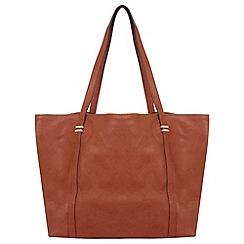 Miss Selfridge - Tan slouch shopper