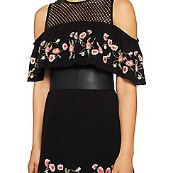 Miss Selfridge - Obi wrap belt