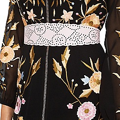 Miss Selfridge - Laser cut belt