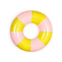 Miss Selfridge - Multicoloured fun stripe inflatable