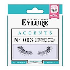Miss Selfridge - Eylure 003 eyelashes