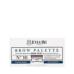Miss Selfridge - Brow palette - dark brown