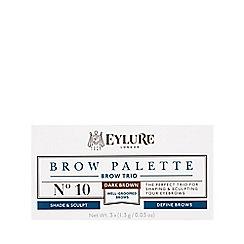 Miss Selfridge - Brow palette - dark brown