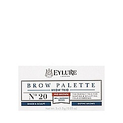 Miss Selfridge - Brow palette - mid brown