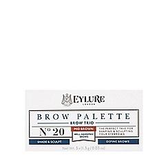Miss Selfridge - Brow palette - mid brown