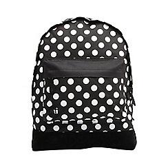 Miss Selfridge - Polka dot rucksack