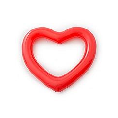 Miss Selfridge - Heart tube inflatable