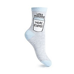 Miss Selfridge - More coffee socks