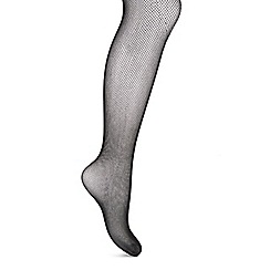 Miss Selfridge - Micro fishnet tights