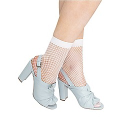 Miss Selfridge - Medium fishnet socks