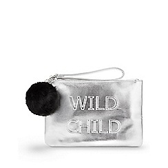 Miss Selfridge - Wild child clutch
