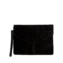 Miss Selfridge - Envelope clutch bag