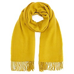 Miss Selfridge - Tassle soft scarf