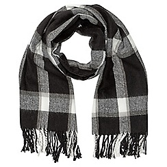 Miss Selfridge - Monochrome scarf