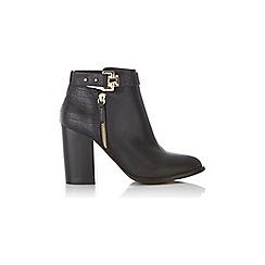 Miss Selfridge - Addison strap ankle boots
