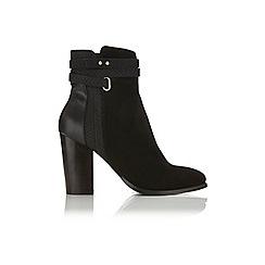 Miss Selfridge - Addie strap wrap ankle boots