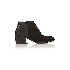 Miss Selfridge - Alyce stud back ankle boots