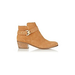 Miss Selfridge - Annie suede ankle boots