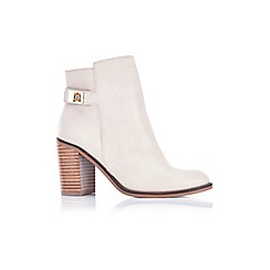 Miss Selfridge - Aveley twist lock ankle boots