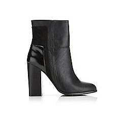 Miss Selfridge - Alby high ankle boots