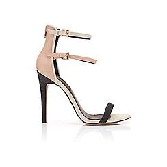 Miss Selfridge - Cassie colour block sandal
