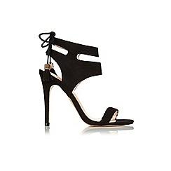 Miss Selfridge - Cassidy lace back sandal