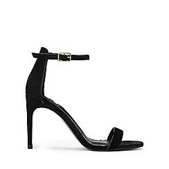 Miss Selfridge - Cherry barely there sandal