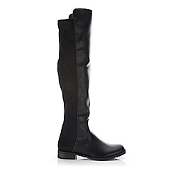 Miss Selfridge - Kansas over the knee boots