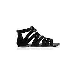 Miss Selfridge - Free plaited ghillie sandal