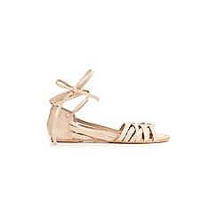Miss Selfridge - Flo tie huarache sandal