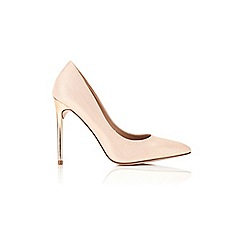 Miss Selfridge - Glam metallic  court shoes