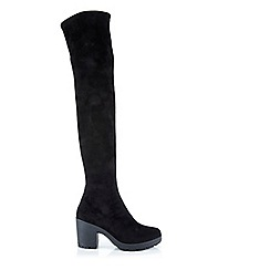 Miss Selfridge - Kylie over the knee boots