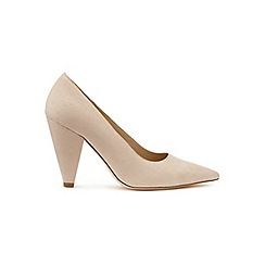 Miss Selfridge - Leslie cone heel court shoes