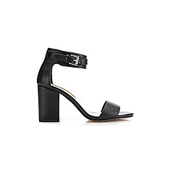 Miss Selfridge - Primrose low block heel