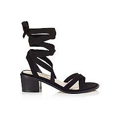 Miss Selfridge - Sadie wrap sandal