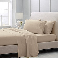 Sheridan - dark cream '1000 Thread Count' sheets