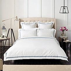 Sheridan - white 'Palais' bed linen