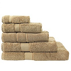 Sheridan - Natural 'Egyptian Luxury' towels