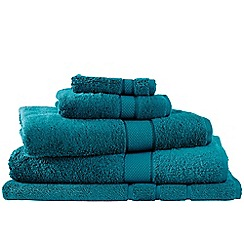Sheridan - Light Green 'Luxury Egyptian' towels