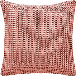 Sheridan - Rose 'Haden' square cushion