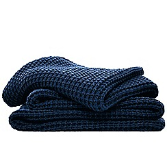 Sheridan - Midnight 'Haden' throw