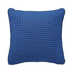 Sheridan - Deep sea 'Haden' cushion